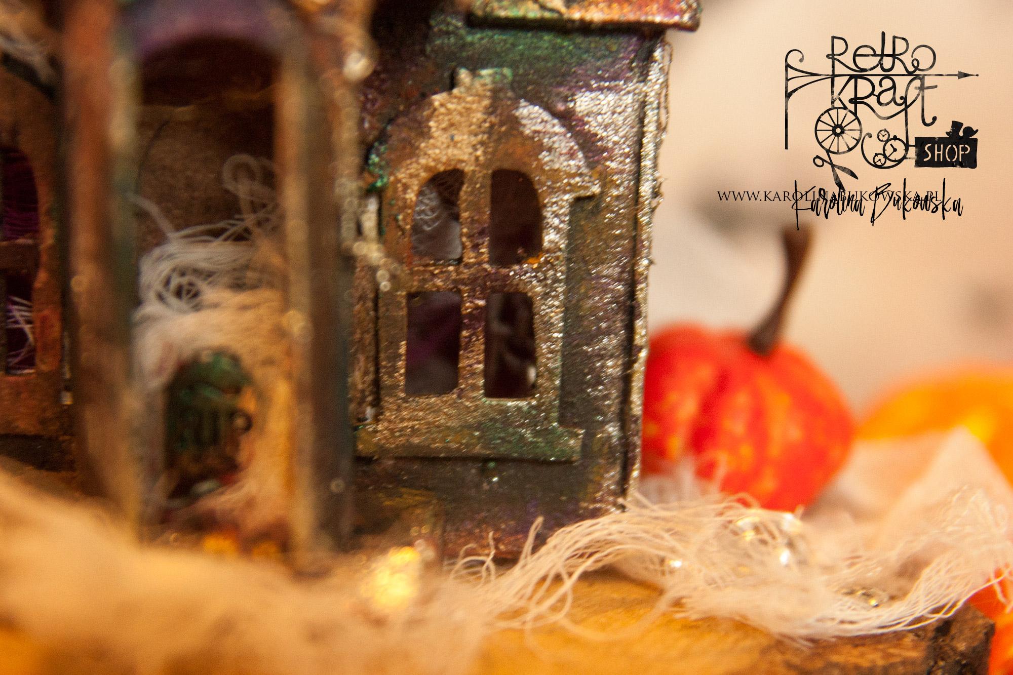 Upiorny domek / Spooky house
